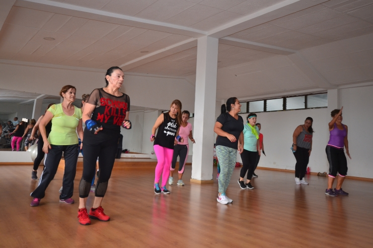 rumba healthy life gym